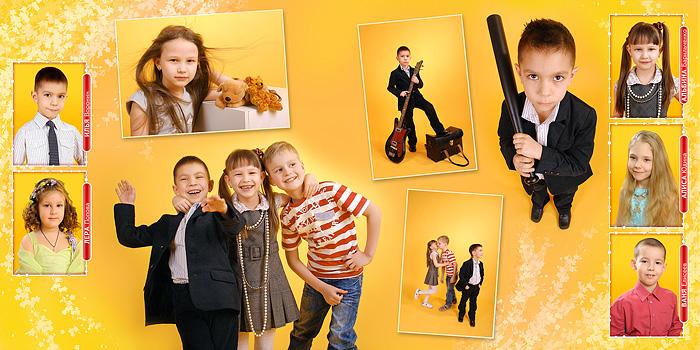 Выпускной в детском саду идеи фото