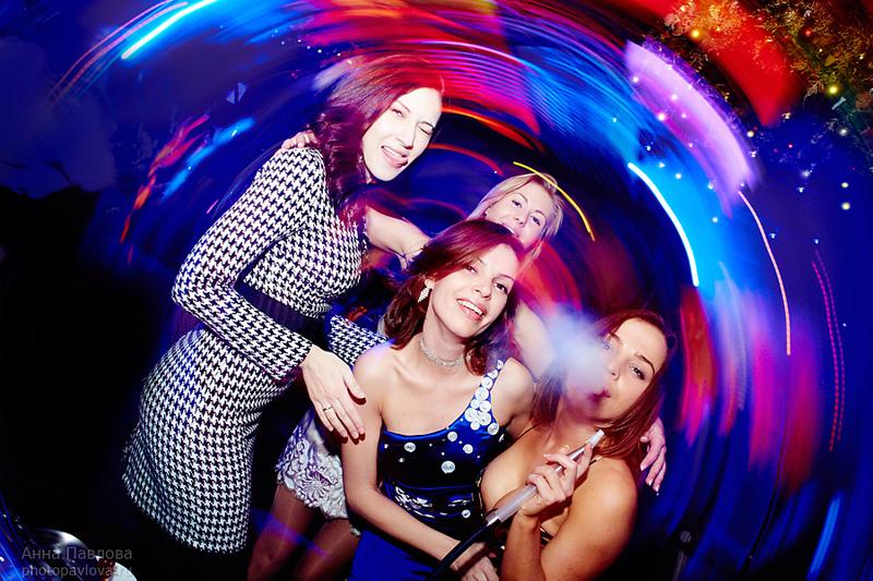 Как сделать фото в клубе