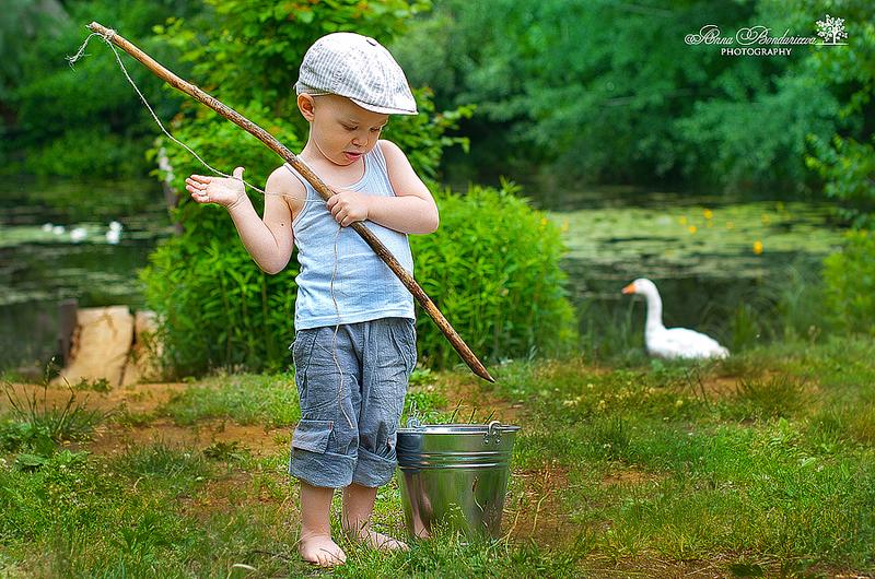 маленькие стихи на рыбалке