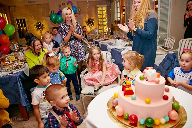 Как снимать день рождения