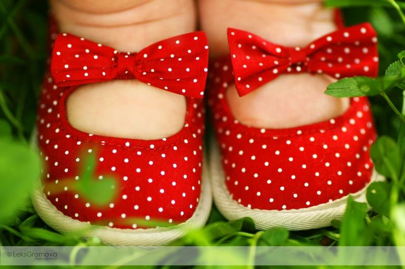 Размеры детской обуви в России и других странах