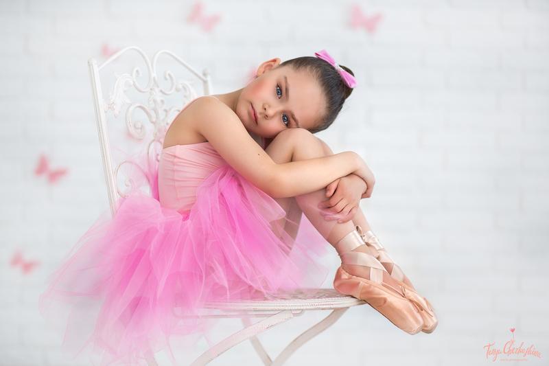 Балерины с детьми фото