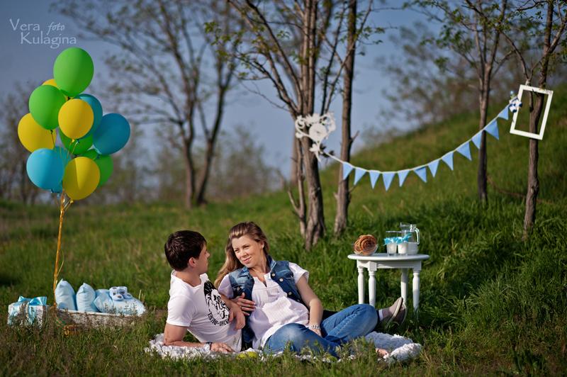 Фотобутафория для фотосессии беременных 22