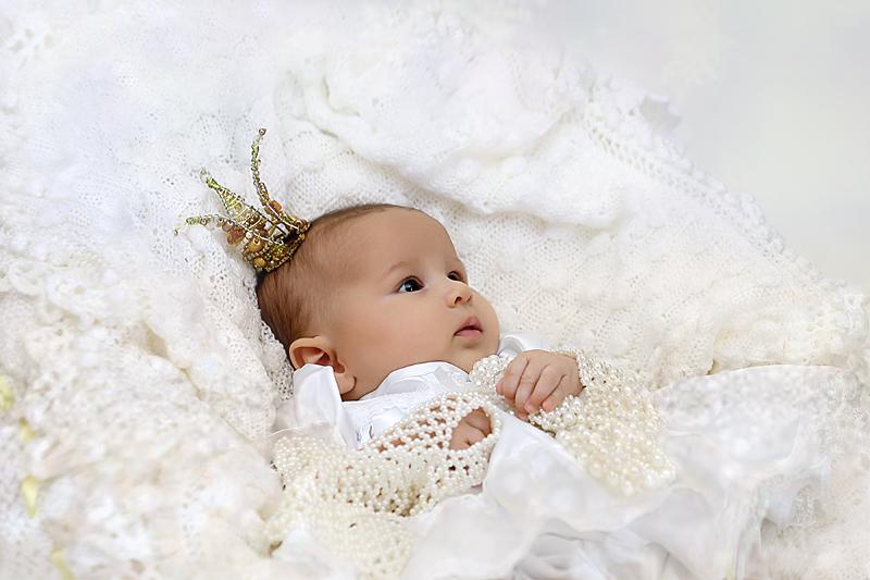 Маме за дочку корона в подарок
