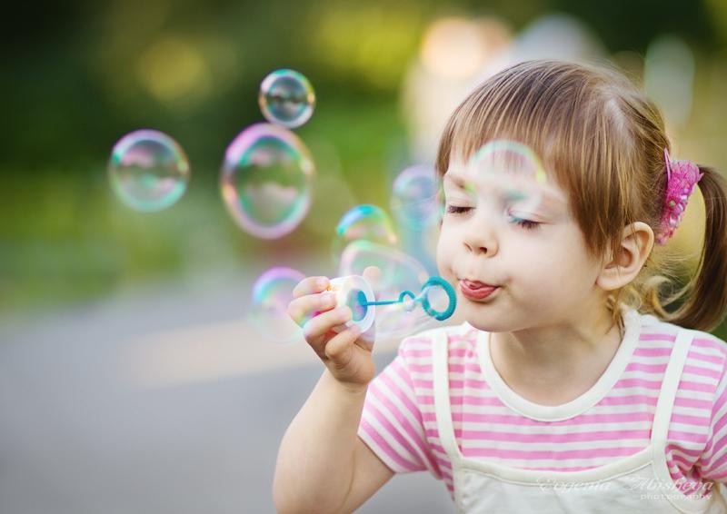 Как сделать мыльные пузыри профессиональные