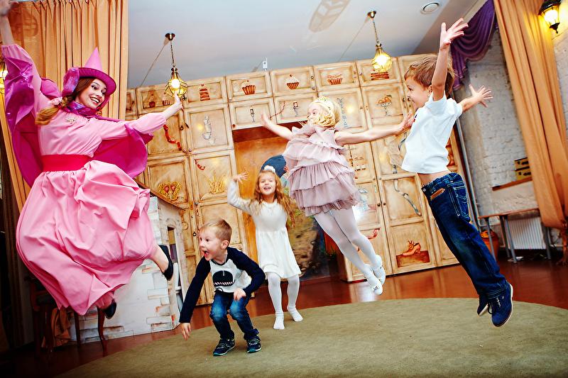 Театр детских праздников в москве домик алисы