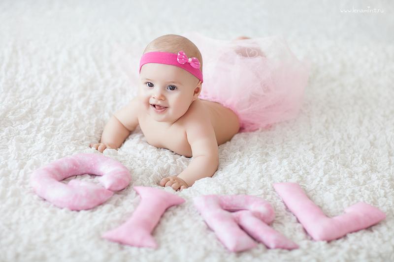Мягкие буквы имя ребенка